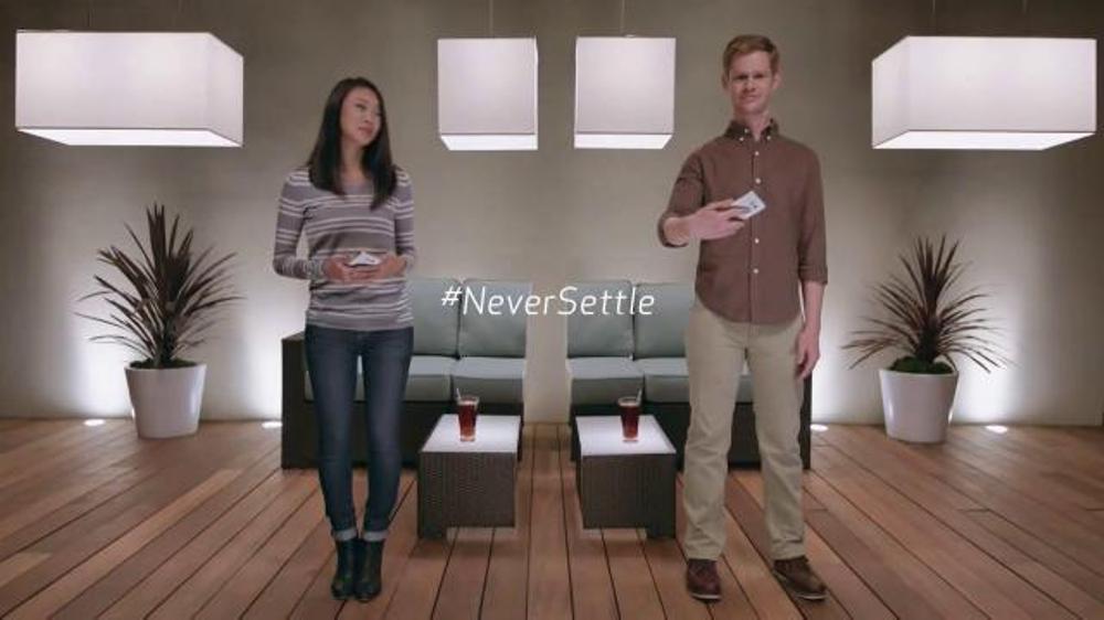 Verizon Samsung Galaxy S6 TV Spot, 'Flipside Stories: Finally' thumbnail