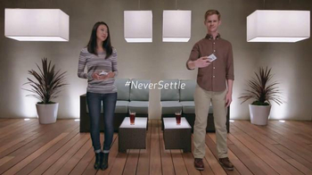 Verizon Samsung Galaxy S6 TV Spot, 'Flipside Stories: Finally'