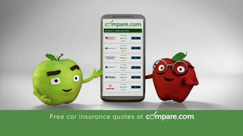 Compare.com TV Spot, 'Easy Apples'