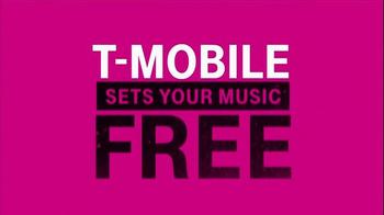 T-Mobile TV Spot, 'Set Your Music Free' thumbnail