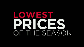 Kohl's Lowest Prices of the Season TV Spot, 'Izod and Juicy Couture'