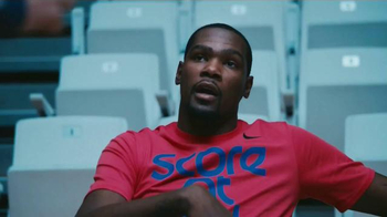 Sonic Drive-In Kevin Durant Candy Slush TV Spot, 'One-on-One-on-One'