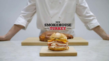 Arby's Smokehouse Turkey TV Spot, 'Eight Hours'