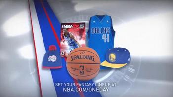 NBA.com Fantasy TV Spot, 'Playoffs' thumbnail