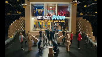 Amazon Prime TV Spot, 'More to Prime'