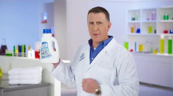 OxiClean White Revive TV Spot, 'Test Lab' - 1297 commercial airings