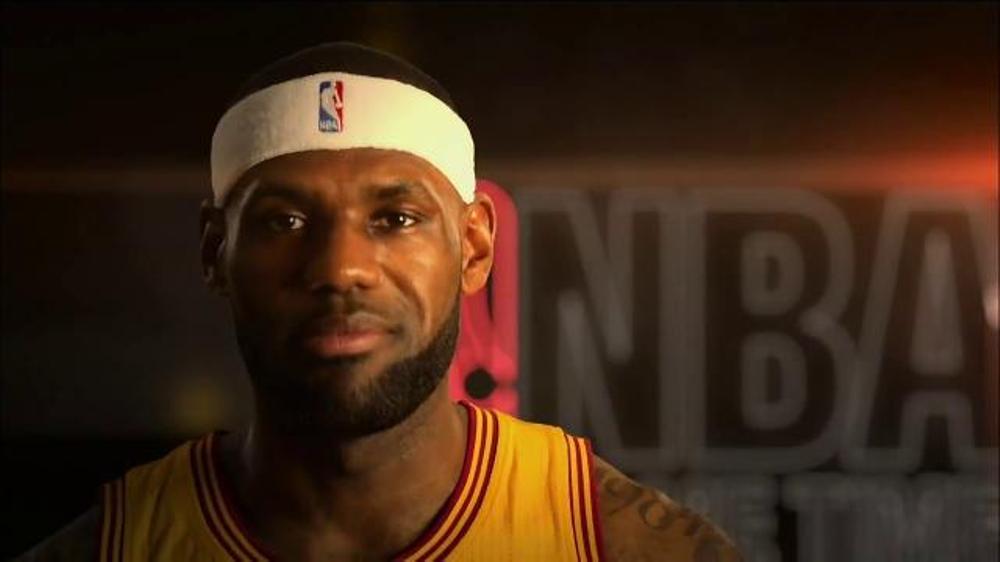 NBA Game Time App TV Spot, 'Pledge' thumbnail