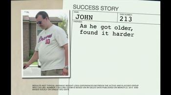 Lipozene TV Spot, 'Success Story: John'