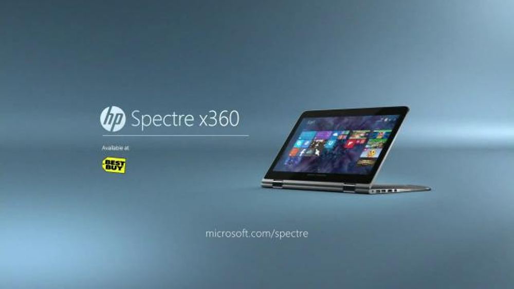 microsoft hp spectre x360 tv commercial   u0026 39 what you u0026 39 ve been