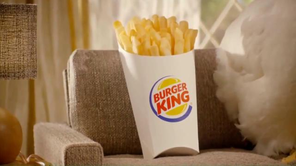 chicken fries dating commercial Is stephen a smith in the new burger king chicken fries commercial according to sas, the king is using his voice.