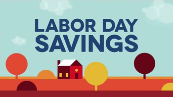 Lowe's Labor Day Savings TV Spot, 'Paint and Resurfacers'
