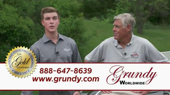 Grundy Worldwide TV Spot, 'Most Important'