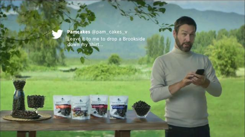 Brookside Chocolate TV Spot, 'Saved it for Later' thumbnail
