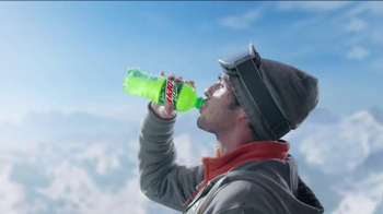 Mountain Dew: Snowboarding