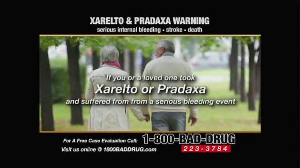 Pulaski Law Firm >> Pulaski & Middleman TV Commercial, 'Xarelto & Pradaxa Warning' - iSpot.tv
