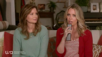 XFINITY X1 Voice Remote TV Spot, 'USA Network: Playing House' thumbnail