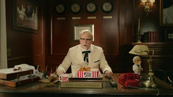 KFC Fill Ups TV Spot, 'Fun Loving' Featuring Norm Macdonald