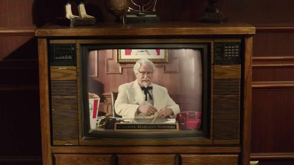 KFC TV Spot, 'The Real Colonel Sanders' Featuring Norm Macdonald