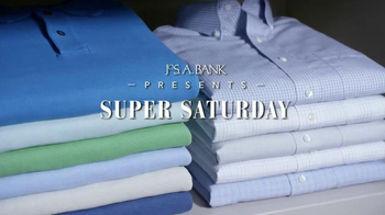 JoS. A. Bank Super Saturday TV Spot, 'Sportswear'