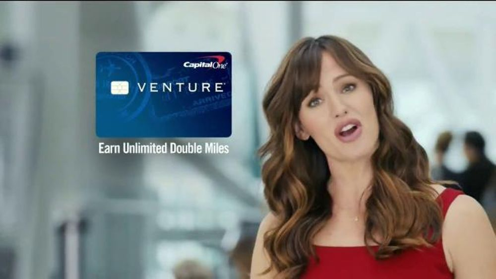 Capital One Venture Card Tv Commercial Ticked Off