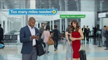 Capital One: Ticked Off Traveler: Jennifer Garner