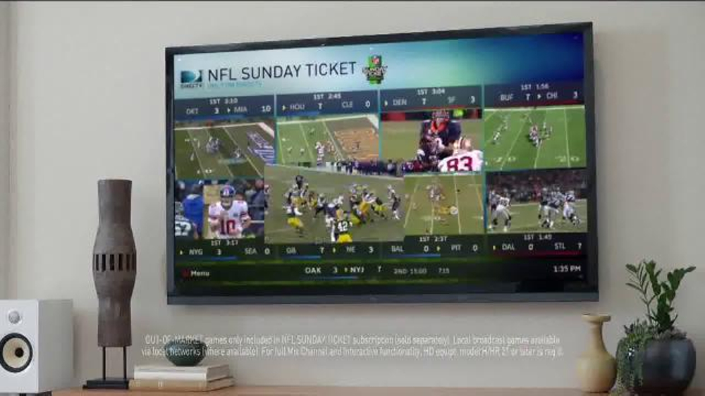 DIRECTV is a popular favorite because of its exclusive NFL Sunday Ticket. While Comcast Xfinity is a cable TV provider which lets you choose to have a contract or no contract. Xfinity TV offers a combination of normal and cloud DVR.