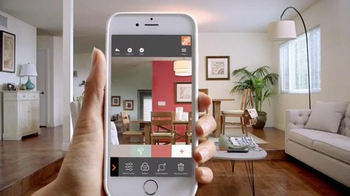 The Home Depot App TV Spot, 'Paleta de colores' [Spanish] thumbnail