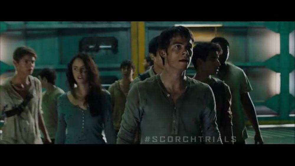 Maze Runner: The Scorch Trials thumbnail