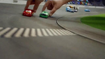 Disney Pixar Cars Diecast Car Collection TV Spot, 'Scan and Race' thumbnail