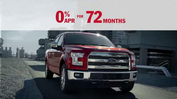 Ford Free Ride Sales Event TV Spot, 'Free to Choose the Right Truck' thumbnail