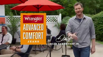 Wrangler: Out and About: Dale Earnhardt, Jr.