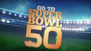 Campbell's Chunky Soup TV Spot, 'Super Bowl 50'