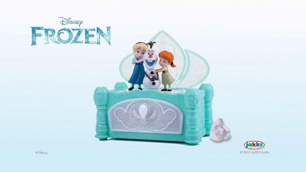Disney Frozen Musical Jewelry Box Tv Commercial Do You