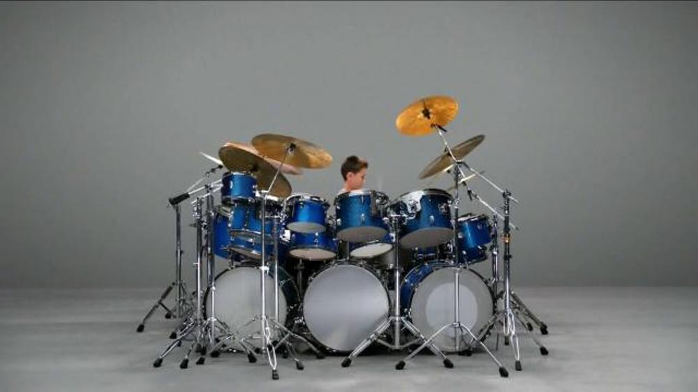 Verizon TV Spot, 'Drum Set'