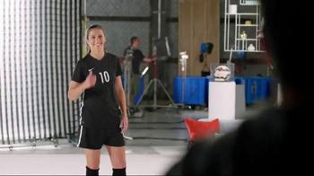 XFINITY X1 Triple Play TV Spot, 'Never Miss' Featuring Carli Lloyd thumbnail