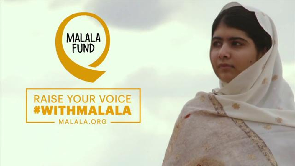 The malala fund tv commercial my voice ispot tv