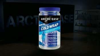 Arctic Ease Instant Cold Wrap TV Spot, 'Relieve Pain' Featuring Shaun T