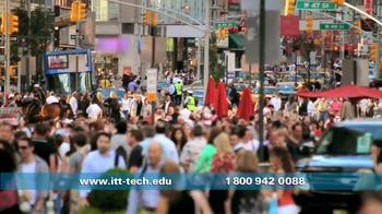 ITT Technical Institute TV Spot, 'School of Electronics Technology'