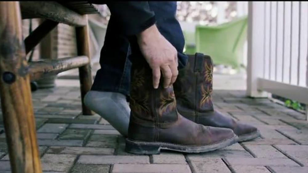 Justin Boots Original Work Boots Tv Commercial Break