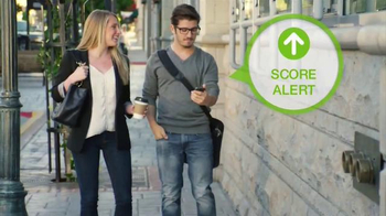 Experian Credit Tracker App TV Spot, 'Credit Swagger to Go'