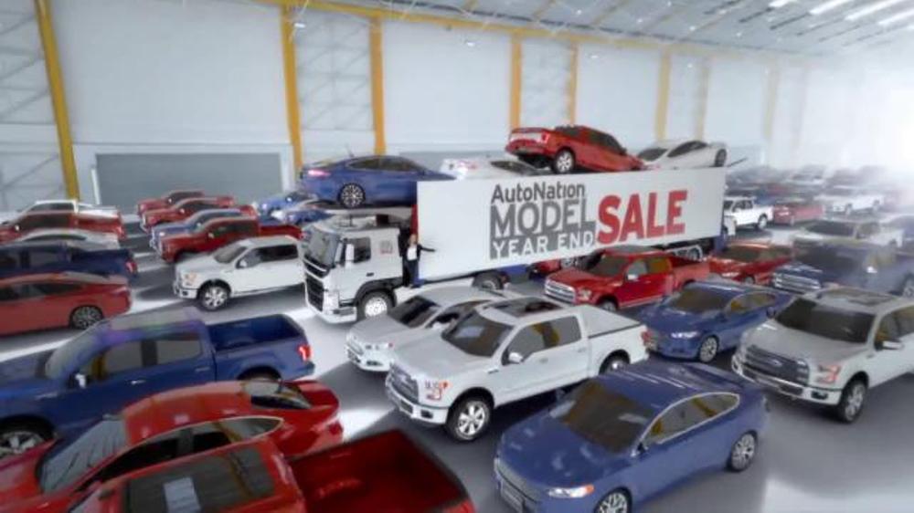 AutoNation Model Year End Sale TV Spot, 'More Savings' thumbnail