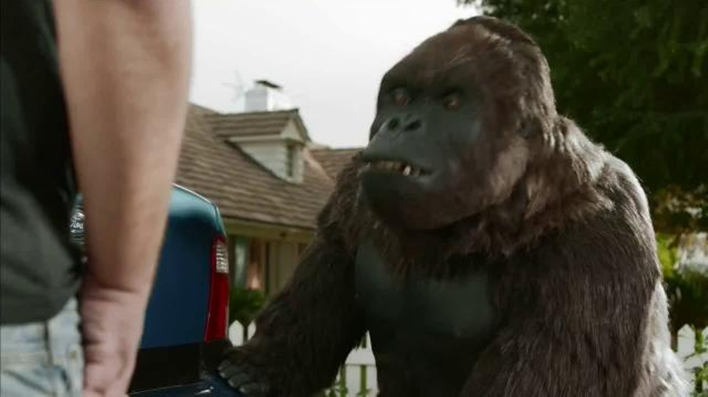Gorilla Tape Tv Commercial Bumper Ispot Tv