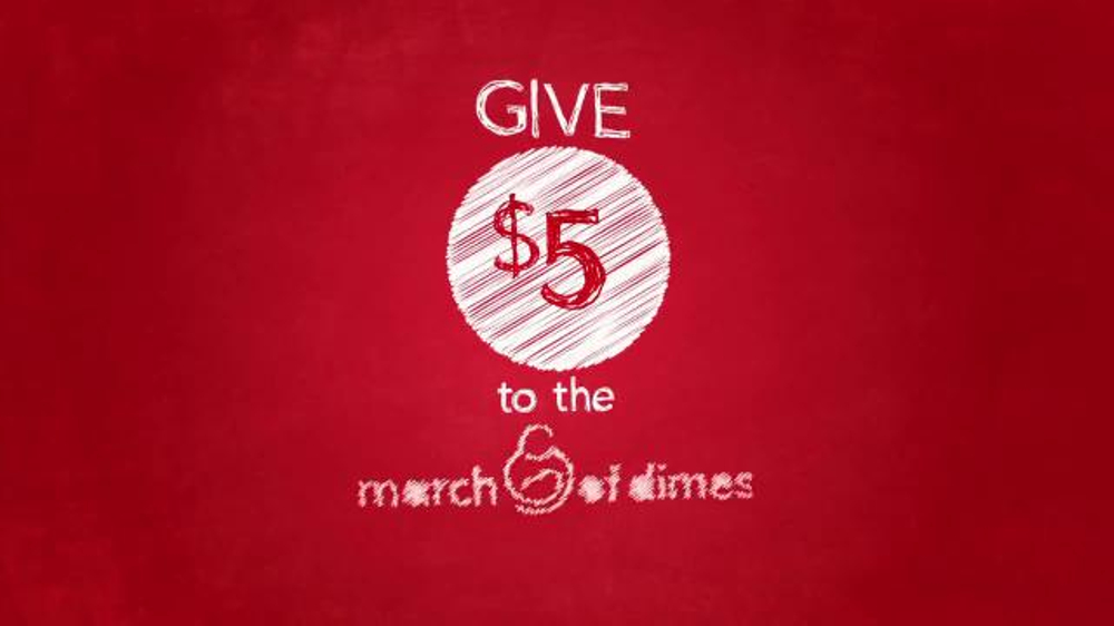 Macy's Shop for a Cause TV Spot, 'March of Dimes'