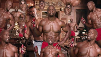 Old Spice: Interruption: Terry Crews