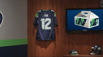 McDonald's Hawks Box TV Spot, 'True Seahawks Fan' thumbnail