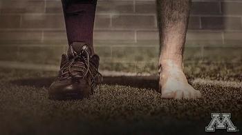 University of Minnesota Gopher Football 2-Packs TV Spot, 'Better in Pairs'