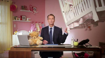 Western & Southern Life TV Spot, 'Baby Diaper' Featuring Cris Collinsworth