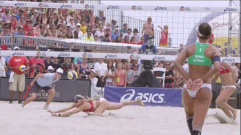 ASICS TV Spot, '2015 World Series of Beach Volleyball' Ft. April Ross
