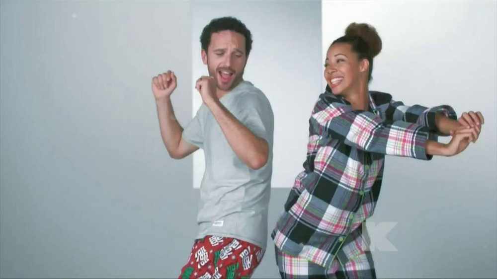 Kmart TV Spot, 'The Joe Boxer Jammy Jam' Song Asia Bryant - Screenshot 1