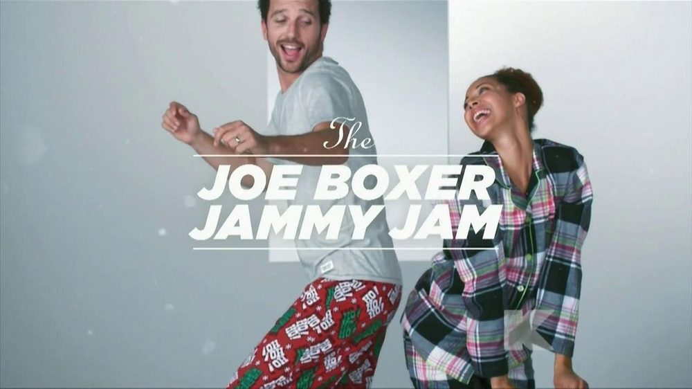 Kmart TV Spot, 'The Joe Boxer Jammy Jam' Song Asia Bryant - Screenshot 3